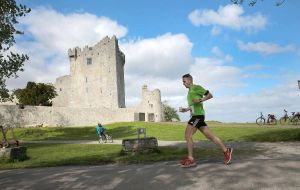 Lakes of Killarney Marathon Content writer